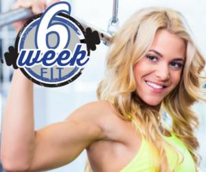 6 Week Fitness Training Program