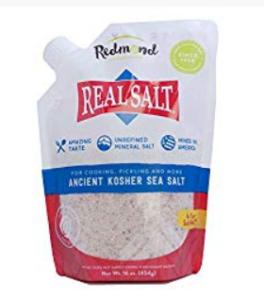 Redmond Real Salt All Natural Sea Salt Review