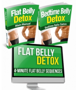 Flat Belly Detox Review – Best Foods to Lose Belly Fat!